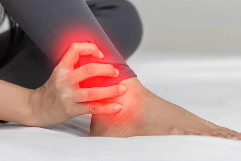 Síntomas de las lesiones en el tendón de Aquiles